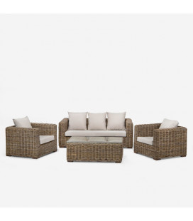 Chicago Patio Lounge Set