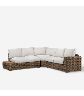 Panama Corner Patio Lounge Set