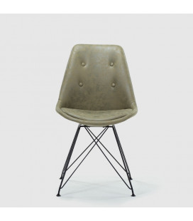 Enzo Dining Chair - Vintage Green