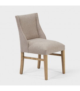 Lindsay Wingback Dining Chair - Valley Stone