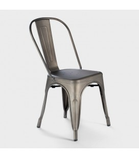 Gunter Metal Dining Chair