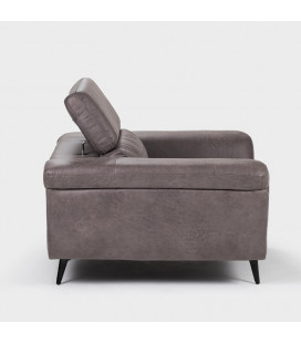 Mercury Damian One Seater Couch | Armchairs for Sale -