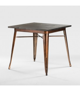 ARK-T006-COP-NW - Owen Dining Table - Copper -