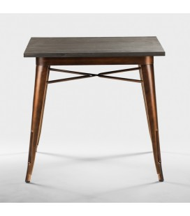 Owen Dining Table - Copper -