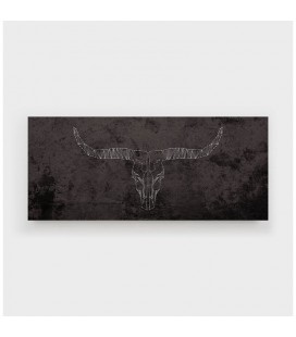 CAN-BW21 - Longhorns Canvas -