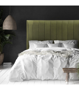 Harlem Bed - Double | Velvet Olive