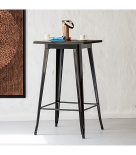 Evan Cocktail Table - Black -