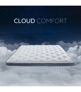 Cloud Comfort Mattress - Double | Mattresses | Bedroom | Cielo -