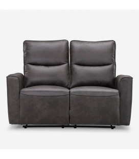 Collin 2 Seater Recliner - Mercury | Recliners | Living | Cielo -