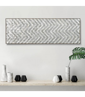 Arbor Wall Decor - Herringbone -