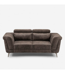 Laurence Two Seater - Fossil -
