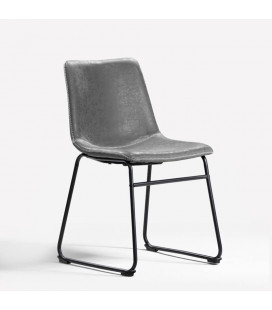 Halo Dining Chair - Storm Grey