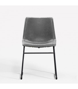 Halo Dining Chair | Storm Grey