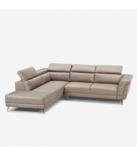 Laurence Corner Sandstone - Driftwood | Couches | Corner Couch | Living | Cielo -