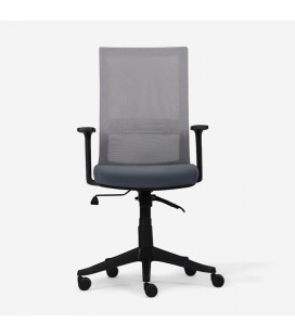 Carl Office Chair - Black