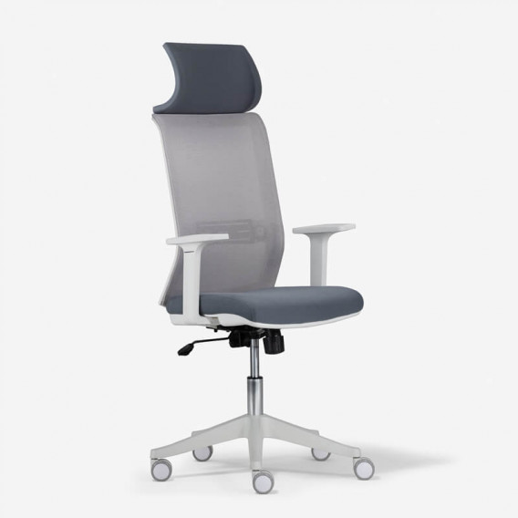 Clay Office Chair - White | Office Chairs | Office | Chairs | Cielo -