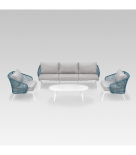 San Mineto Patio Lounge Set| Patio Sets | Patio | Outdoor | Cielo -