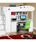 Study Bunk Bed | Kids Bunk Beds for Sale -