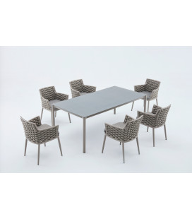 Valencia Dining Table | Dining | Patio | Cielo -