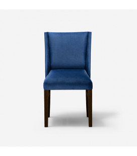 Lindsey Dining chair-DL-Velvet Petrol BL | Dining Chair | Dining | Chairs | Cielo -