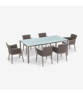 Valencia Patio Dining Set | Patio Dining | Patio Set | Patio | Outdoor | Cielo -