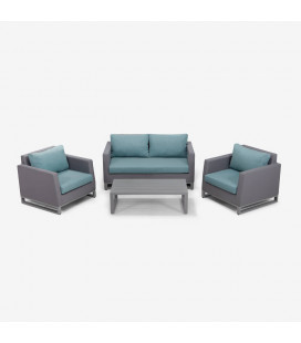 Toronto Patio Lounge Set| Patio Sets | Patio | Outdoor | Patio Outdoor | Cielo -