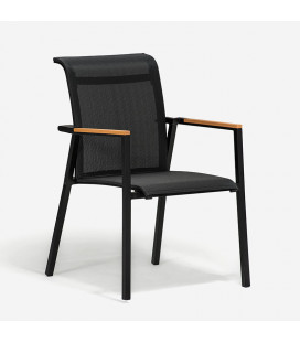 Villora Patio Dining Chair| Patio | Patio Dining Chairs | Dining | Dining Chairs | Patio | Outdoor | Cielo -