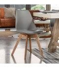 Cody Dining Room Chair - Grey