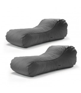 LG-180-09x2 - Paxton Bean Bag Lounger - Set of Two -