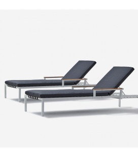 Zahre Pool Lounger - Set of 2 -