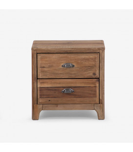 Kingslin Pedestal | Bedside Table for Sale | Bedroom | Cielo -