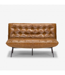 Fidel Couch-Tan | Leather Couches | Living | Cielo -