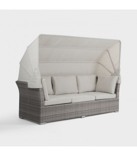UFO-219-TITAN - Santorini Patio Lounge Set -