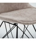 Enzo Dining Chair - Vintage Stone -