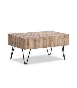 Gaylin Coffee Table - Natural