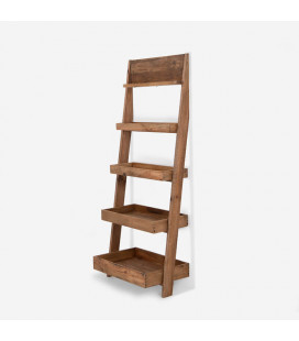 Voyager Ladder Shelf | Display Unit | Decor | Living | Cielo -