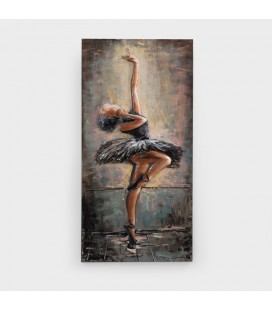3D Metal Art - Ballerina