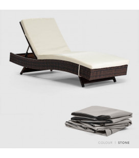 Eclipse Pool Lounger Protective Cover -