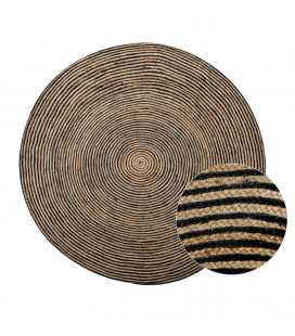 Merando Jute & Cotton Rug -