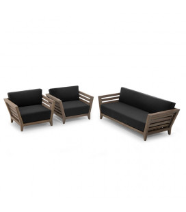 LeClair Patio Lounge Set | Patio Sets for Sale | Patio | Cielo -