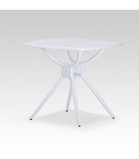 Larson Dining Table - White | Dining Tables | Dining Room | Cielo -