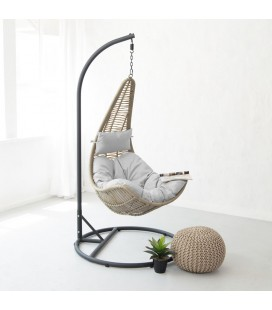 Stone Lucia Hanging Chair | Patio Hanging Chairs -
