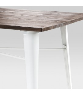 Clement Metal Dining Table