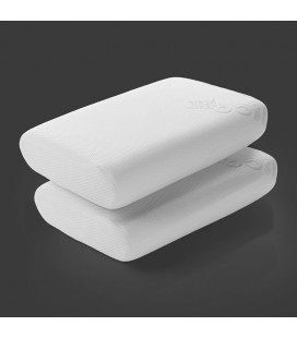 VPP-AD80-SET2 - 2 x Hybrid - Memory Foam Pillows -