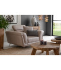 Laurence Armchair - Sandstone | Armchairs | Fabric Couches | Couches | Living | Cielo -