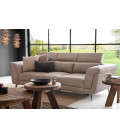 Laurence Three Seater - Sandstone | Fabric Couches | Couches | Cielo -