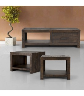 Campbell Coffee Table & Side Table Set