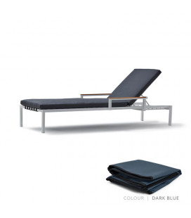 Zahre Pool Lounger - Protective Cover - Stone | Patio Covers | Patio | Cielo -