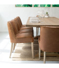 Bordeaux Christian Dining Set - 8 Seater