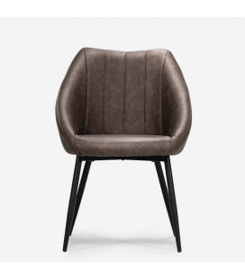 Cleo Dining Chair - Vintage Brown - 21 Day Deals | Dining Chair | Dining | Cielo -